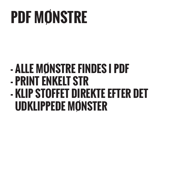 Pdf symønstre til download
