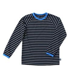 Drenge T-shirt Raglan Symønster
