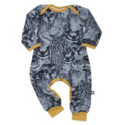 Baby Jumpsuit Heldragt Symønster Valde